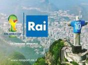 Mattina Mondiale apre programmazione Sport Mondiali Brasile 2014