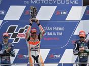 MotoGP, Marquez suona sesta Mugello