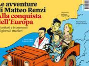 Renzi-Tintin, Tsipras, Farage sulla copertina Internazionale