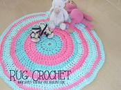 Tutorial tappeto crochet