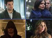 SPOILER Revenge, Pretty Little Liars, Arrow, Once Upon Time, Covert Affairs Flash