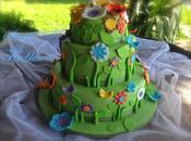 torta cresima Alexia