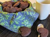 cucina Gaia: biscotti integrali cacao