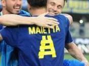 svastica tifosi dell'Hellas Verona