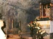 visita Papa Giovanni Paolo alla Grotta Michele Monte Sant'Angelo