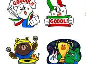 Tipi Mondiali, video LINE Coppa Mondo 2014 Brasile