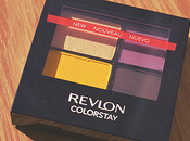 REVIEW: Colorstay Eyeshadow Exotique REVLON