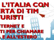 Vodafone lanciano nuove turisti visitano l'Italia