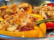 Peperoni ripieni tonno dalla rivista Jamie MagasineItalia #cucinanaconjamie
