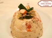 Cuscus: tonno, zucchine surimi