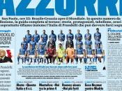 Gazzetta dello Sport azzurra