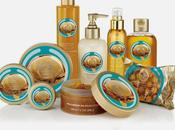 Body Shop presenta nuova linea all'olio Argan