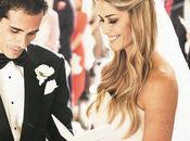 Elena Santarelli Bernardo Corradi: pubblicata l'esclusiva matrimonio foto