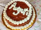 Torta Auguri: Nutella Mascarpone