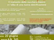 """PROSSIMO GIUGNO- INCONTRO SULLA DOLCIFICAZIONE """"ALTERNATIVA"""": """"Please, sugar coffee!"""""""
