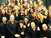 Esibizione Coro Giovanile Teatro Carlo