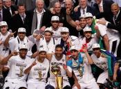 titolo agli Spurs domano Miami LeBron. L'impresa Belinelli