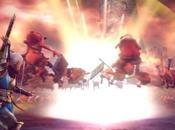 Hyrule Warriors, video gameplay minuti moltissime immagini