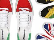 Superga speciali: classiche rivisitate, sangallo tricolore
