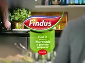 coppia nuovo spot Findus, forse doveva osare