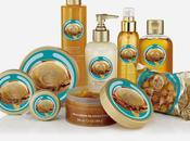 Body Shop Linea all'Olio Argan