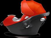 Cybex aton sicurezza design