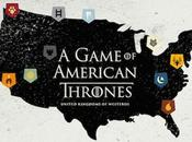 Game Thrones fosse ambientato negli Stati Uniti
