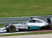 Austria, libere Hamilton torna davanti, Rosberg insegue