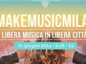 Make Music Milan 2014, festa internazionale della musica
