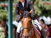 Equitazione Saskia Huylebroek vince Gran Premio salto ostacoli dell'Horsebridge