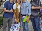 Bangkok stagione delle lauree!