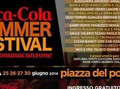 25/06/2014 Parte Coca-Cola Summer Festival: Vota colonna sonora dell'estate