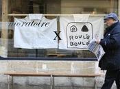 Guerrilla store vetrine effimere Marais