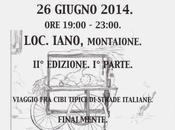 "Iano ""Cibo Strada Edizione"" ""Regional Italian street food"""