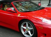 Agropoli (SA): fisco inesistente, viaggiava Porsche Ferrari