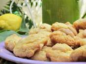 Cookies mandorle limone