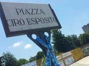 Scampia, giorno piazza sarà intitolata Ciro Esposito