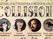 COLLISSIONE Harvest Festival luglio grandi ospiti della musica internazionale