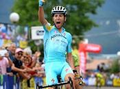 Vincenzo Nibali nuovo Campione d'Italia