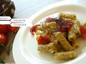 Maccheroni alle verdure grigliate