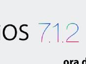 Apple rilascia 7.1.2 possibile effettuare jailbreak