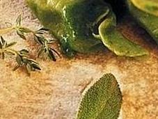 Caramelle alle erbe spontanee.
