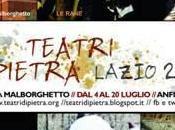Sutri (vt): teatri pietra lazio 2014 edizione