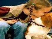 Autismo: ecco perché cane bene bambini
