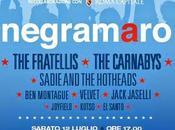 Sabato luglio 17.00 Hard Rock Live Roma arrivo Piazza Popolo