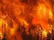 Sardegna fiamme Carbonia Medio Campidano