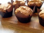 Muffin alla banana cocco