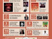 Quelli che.. l'estate città Villa delle Rose, Bologna: spettacoli