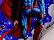 """John romita dite disegno male volto superman, forse avete ragione. lavorando"""""""