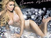Paris Hilton Come Alive sempre glamour nella copertina nuovo singolo